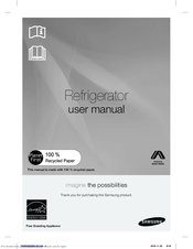 Samsung RF28HMELBSR User Manual