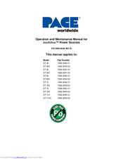 Pace St-50 инструкция - фото 4