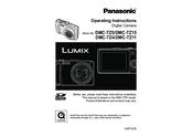 panasonic dmc tz5 operating instructions manual pdf download rh manualslib com panasonic lumix dmc tz5 user manual pdf Panasonic DMC- TZ6