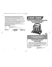 Black & Decker BC40EWB Instruction Manual