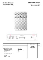 aeg oko favorit 50719 manuals rh manualslib com Parts Manual Service Station