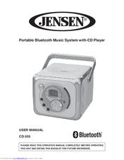 jensen cd 555 manuals rh manualslib com Jensen AM FM CD with Remote Jensen Radio