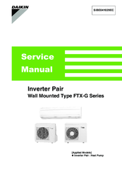 Daikin RX50G2V1B Manuals on