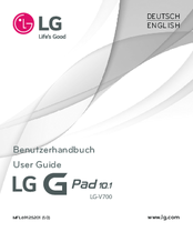 LG LG-V700 User Manual