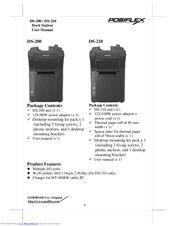 Posiflex dt-208 инструкция