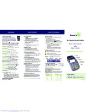 verifone vx570 manuals rh manualslib com VeriFone Vx520 Paper VeriFone Vx805