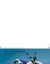 Bmw G 650 Gs Sertao 4th Us 2012 Owner S Manual Has Been Published On Procarmanuals Com Https Procarmanuals Com Bmw G 650 Gs Serta Owners Manuals Bmw Manual