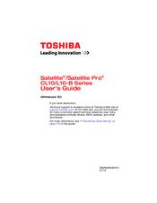 toshiba satellite l10 b manuals rh manualslib com Toshiba Satellite User Manual toshiba satellite pro l10 manual