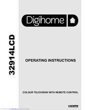 digihome 32914lcd manuals rh manualslib com digihome tv instruction manual digihome tv remote manual
