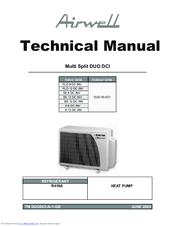 airwell sx 12 dc inv manuals. Black Bedroom Furniture Sets. Home Design Ideas