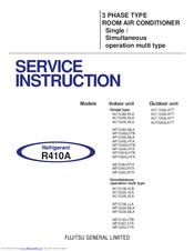 Fujitsu artg60lhta manuals fujitsu artg60lhta service instruction sciox Images