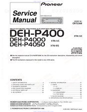 1070984_dehp400_product pioneer deh p4050 manuals pioneer deh p4600mp wiring diagram at virtualis.co