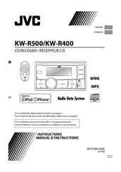 1071371_kwr400_product jvc kw r500 manuals jvc kw-r400 wiring diagram at fashall.co
