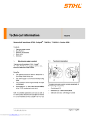 stihl ts410 workshop manual pdf