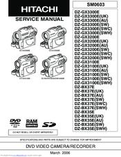 HITACHI DZ-BX37E DRIVERS FOR PC