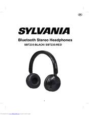 sylvania sbt235 red manuals rh manualslib com