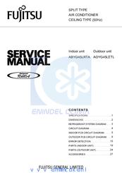 fujitsu air conditioner manual pdf
