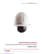 3xLOGIC VSX-PTZ-2MP-EXT20 IP Camera Drivers Windows XP