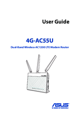 Asus 4G-AC55U User Manual