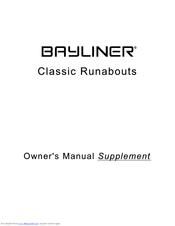 bayliner 1950 1952 1954 2150 2152 manuals rh manualslib com bayliner capri 1952 manual bayliner capri 1952 manual