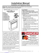 Heat & Glo SL-750TR-IPI-E Installation Manual