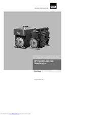 HATZ DIESEL 2-4L41C OPERATOR'S MANUAL Pdf Download