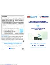 manual g5 alarm