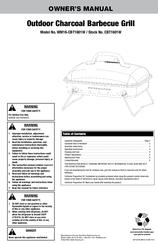 Blue Rhino Wm16 Cbt1601w Manuals