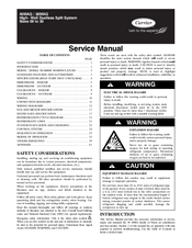 CARRIER 40MAQ SERIES SERVICE MANUAL Pdf Download