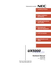 nec ux5000 manuals rh manualslib com NEC SV8100 Phone System NEC UX5000 Headset