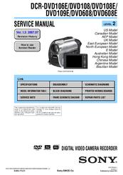 sony handycam dcr dvd108 manuals rh manualslib com manual da filmadora sony handycam dcr-dvd108 em portugues manual sony handycam dcr-dvd108