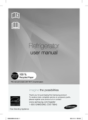 Samsung RF28HM User Manual