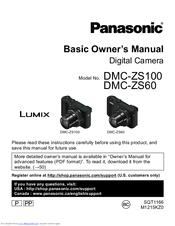 lumix dmc zs6 owners manual