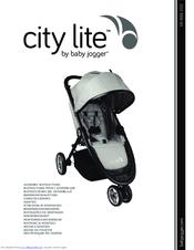 Baby Jogger City Lite Manuals