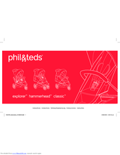 PHIL & TEDS EXPLORER INSTRUCTIONS MANUAL Pdf Download