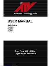 ATV VLD904 USER MANUAL Pdf Download