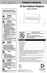 Blue Rhino GAT16020L Manuals