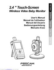 Foscam FBM2307 Manuals