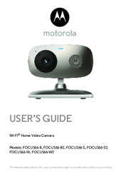 Motorola FOCUS66-S2 User Manual