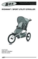 bob gear sport utility stroller manuals rh manualslib com Bob Jogging Stroller bob ironman user manual