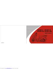 Cfmoto CF150T-6 Manuals