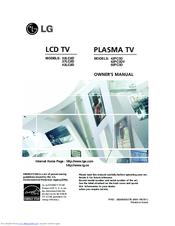 lg 37lc2d series manuals rh manualslib com LG 500 Manual LG Touch Phone Operating Manual
