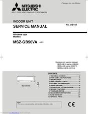 manual mitsubishi electric air conditioner