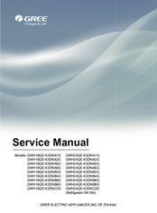 GREE GWH18QD-K3DNA1G SERVICE MANUAL Pdf Download
