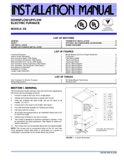 Coleman EB15C Manuals on