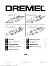 dremel 4000 manuals rh manualslib com manual for dremel 4000 manual for dremel slicing software