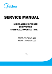 midea ms9a 09hrdn1 qc2 manuals manuals and user guides for midea ms9a 09hrdn1 qc2 we have 1 midea ms9a 09hrdn1 qc2 manual available for pdf service manual