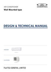 fujitsu inverter halcyon aou24cl1 manuals rh manualslib com Repair Manuals Repair Manuals