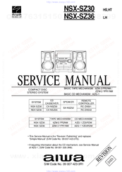 aiwa nsx sz36 lh manuals rh manualslib com Aiwa Logo Aiwa Stereo System CD Player