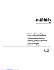 marklin 72021 manuals rh manualslib com User Guides Samples User Guides Samples